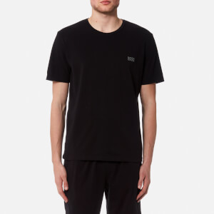 BOSS Hugo Boss Men's Small Logo Crew Neck T-Shirt - Black