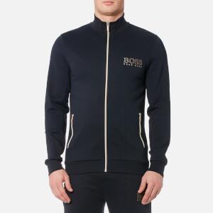 BOSS Hugo Boss Men's Track Jacket - Navy