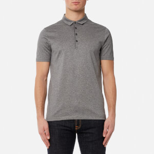 HUGO Men's Diracle Polo Shirt - Grey