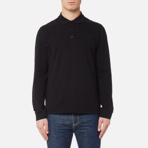 HUGO Men's Domero Polo Shirt - Black