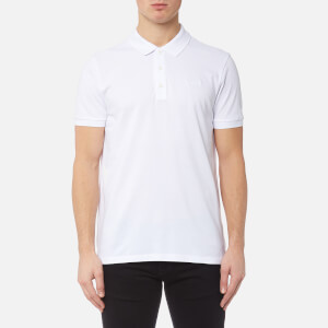 HUGO Men's Donos Polo Shirt - White