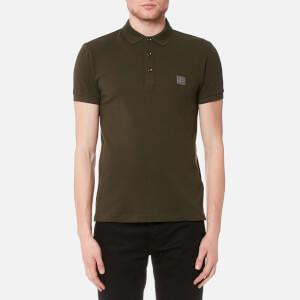 BOSS Orange Men's Passenger Polo Shirt - Khaki