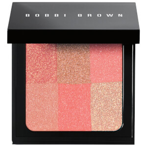 Bobbi Brown Brightening Brick Powder - Coral