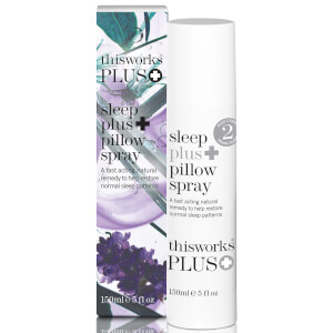 this works Sleep Plus Pillow Spray 150 ml
