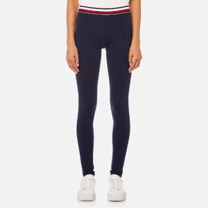 Tommy Hilfiger Women's Leggings - Navy Blazer