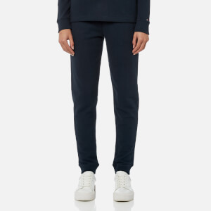 Tommy Hilfiger Women's Fleece Pants - Navy Blazer