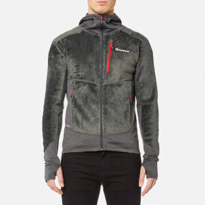 Montane Men's Wolf Hoody - Shadow/Alpine Red