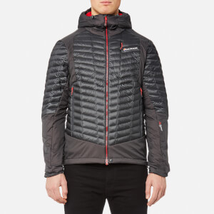 Montane Men's Quattro Fusion Jacket - Shadow Alpine Red
