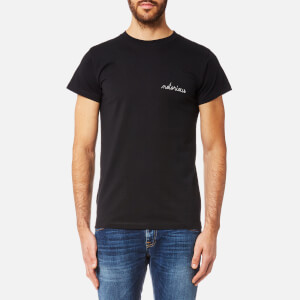 Maison Labiche Men's Notorious Heavy T-Shirt - Noir