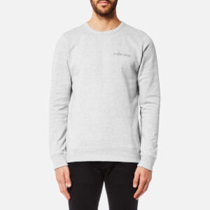 Maison Labiche Men's Notorious Sweatshirt - Gris Chine
