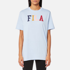 FILA Blackline Women's Taylor Essential Logo T-Shirt - Skyway