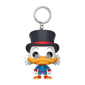 DuckTales Scrooge McDuck Pocket Funko Pop! Keychain