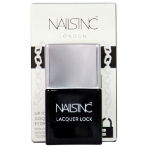 nails inc. Lacquer Lock Top Coat 14ml