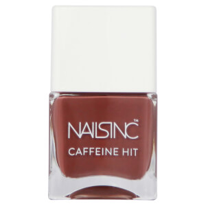 nails inc. Afternoon Mocha Caffeine Hit Nail Varnish 14ml