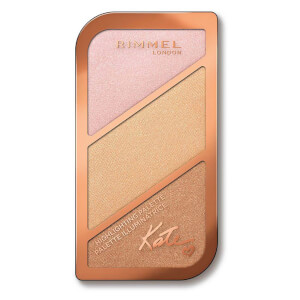 Palette Kate Sculpting Rimmel - Not So Shy 18,5 g