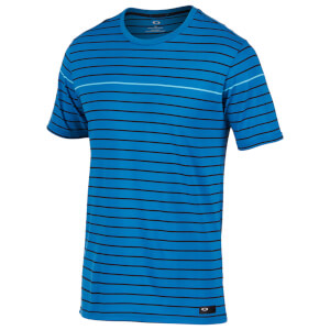 Oakley Men's Tinge Knit T-Shirt - Blue