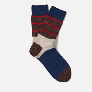 FALKE Men's Shipowner Socks - Bluecollar