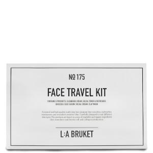 L:A BRUKET Face Travel Kit 5 x 10ml: Image 3