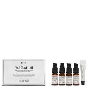 L:A BRUKET Face Travel Kit 5 x 10ml