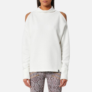 Varley Women's Keystone Sweatshirt - Ivory Rib