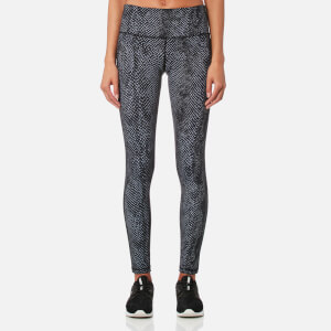 Varley Women's Hayworth 7/8 Tight Leggings - Dark Moon Snake