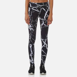 Varley Women's Huntley Tight Leggings - Noir Marble