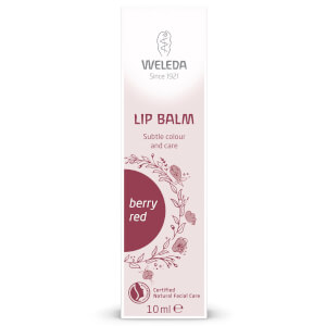 Weleda Berry Red Tinted Lip Balm 10 ml