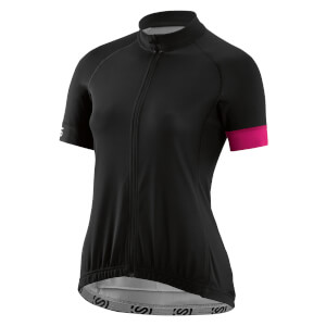 Skins Women's Classic Jersey - Black/Pink