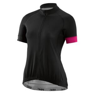 Skins Women's Classic Jersey - Black/Magenta