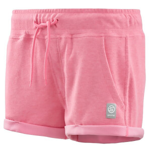 "Skins Women's Activewear Output 2"" Shorts - Pink"