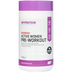 Active Women Pre-Workout