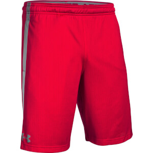 Under Armour Men's Tech Mesh Shorts - Red