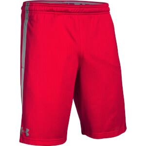 Under Armour Men's Tech Mesh Shorts - Red