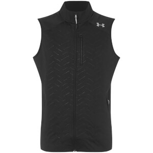 Under Armour Men's ColdGear Reactor Vest - Black