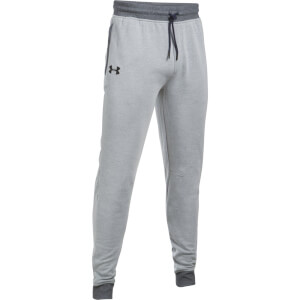 Under Armour Men's Threadborne Stacker Joggers - White