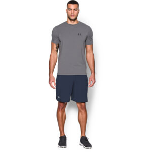 Under Armour Men's Qualifier 9 Inch Woven Shorts - Navy