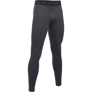Under Armour Men's ColdGear Armour Compression Leggings - Dark Grey