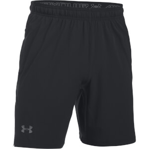 Under Armour Men's Cage Shorts - Black