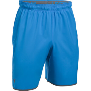 Under Armour Men's Qualifier Woven Shorts - Blue