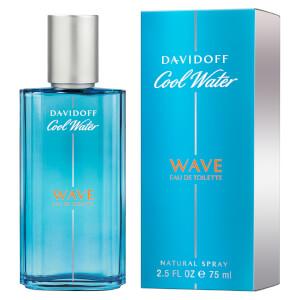 Davidoff Cool Water Man Wave Eau de Toilette 75ml: Image 2