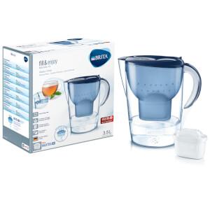 BRITA Maxtra+ Elemaris Cool Meter Water Filter Jug - Blue