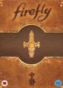 Firefly - Complete Series 15th Anniversary Edition
