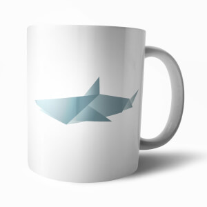 Tasse Requin Origami