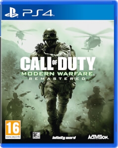 Call of Duty Modern Warfare: Remastered -