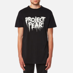 Matthew Miller Men's Discord Project Fear T-Shirt - Black