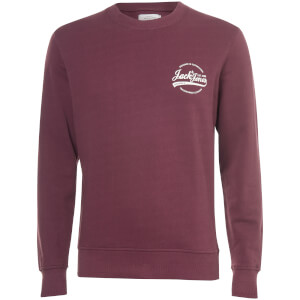 Jack & Jones Originals Men's Raf Small Logo Sweatshirt - Sassafras
