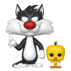 Figura Pop! Vinyl Silvestre & Piolín - Looney Tunes