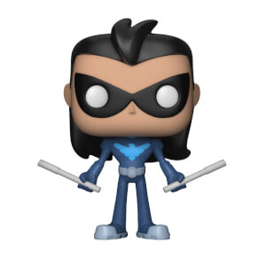 Teen Titans Go! Robin as Nightwing Pop! Vinyl Figur
