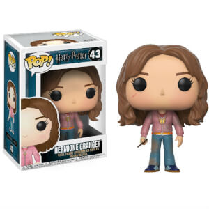 HARRY POTTER - HERMIONE GRANGER CON LA GIRATEMPO POP! VINYL