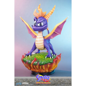 Statuette Spyro the Dragon - First 4 Figures (38cm)